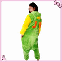 Warm Hood Sleepwear Adult Onesie Unisex Cute Animal Pajamas