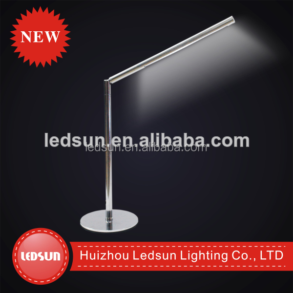 Hotel reading led table lamp for reading in bed