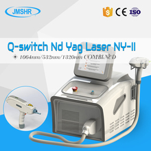 New design tattoo removal laser, laser eye pigment removal,portable q-switch nd yag laser