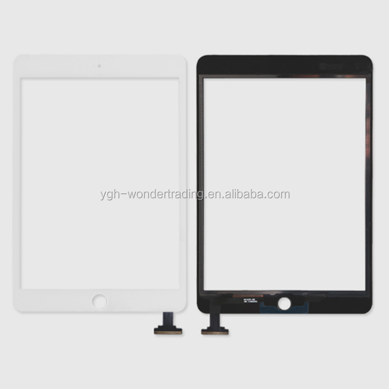 Brand new lcd screen touch digitizer assembly for iPad mini 1 2 retina with home