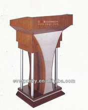 Guangzhou office speech table /school lecture stand/speech podium CT-46
