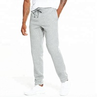 2018 Running custom nylon track jogging pants wholesale blank jogger man pants material