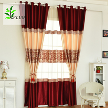 new innovative household products mosaic lace fabric curtain wholesale