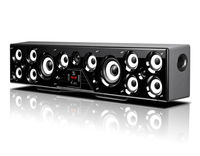 Active home theater system 5.1 bluetooth surround sound system