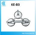 KE-B3 Hot sale Good force three-plate Aluminum claw suction cup glass lifter