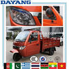 new Russia 200cc250cc300cc CCC 200cc cabin three wheel motorcycle made in China
