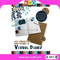 Children DIY school baby boy scrapbook kits