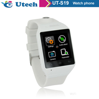 2014 new Mobile phone.Support Bluetooth,mp3, big display gsm phone watch
