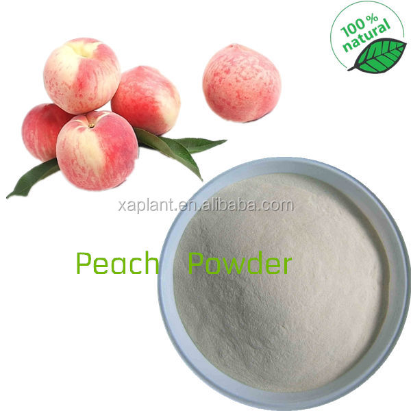 High Quality Peach Seed Extract/Frozen Peach Powder/Water-soluble Peach Juice Powder