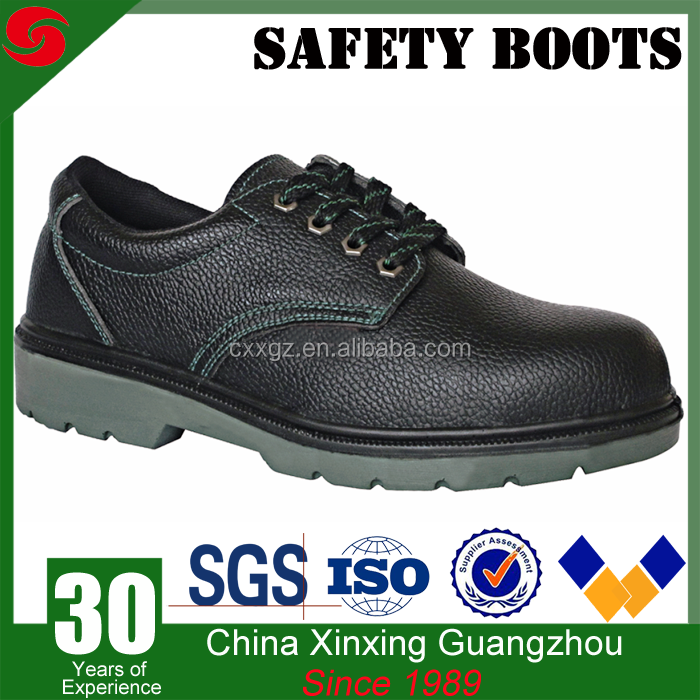 Hot Cheap Military Army Tactical leather steel toe safety shoes for men and women