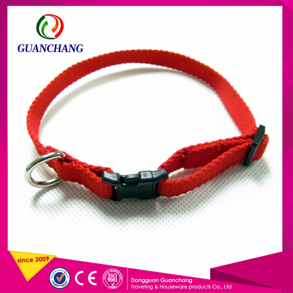 Unique Nylon And Ribbon Dog Pinch Collar Wholesale Pet Collars
