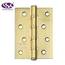 4BB 167.3G iron ball bearing small brass hinges