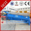 Rotary Drum Trommel Screen solid waste sorting plant
