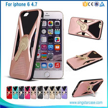 for iphone 6 plus kickstand case, for iphone 6 plus hybrid case, for iphone 6 plus new case
