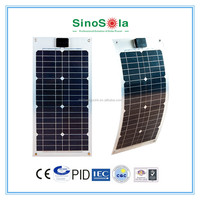 ETFE Semiflexible Solar Panel best price