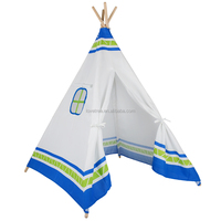 Baby playing house recreation yurt tent with CE EN71 certification