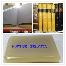 Animal Jelly Glue For For Making Hard Cover Book Binding