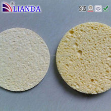 Rinse well and air dry cellulose sponge material,natural cellulose sponge,remove oil cellulose sponge manufacturer