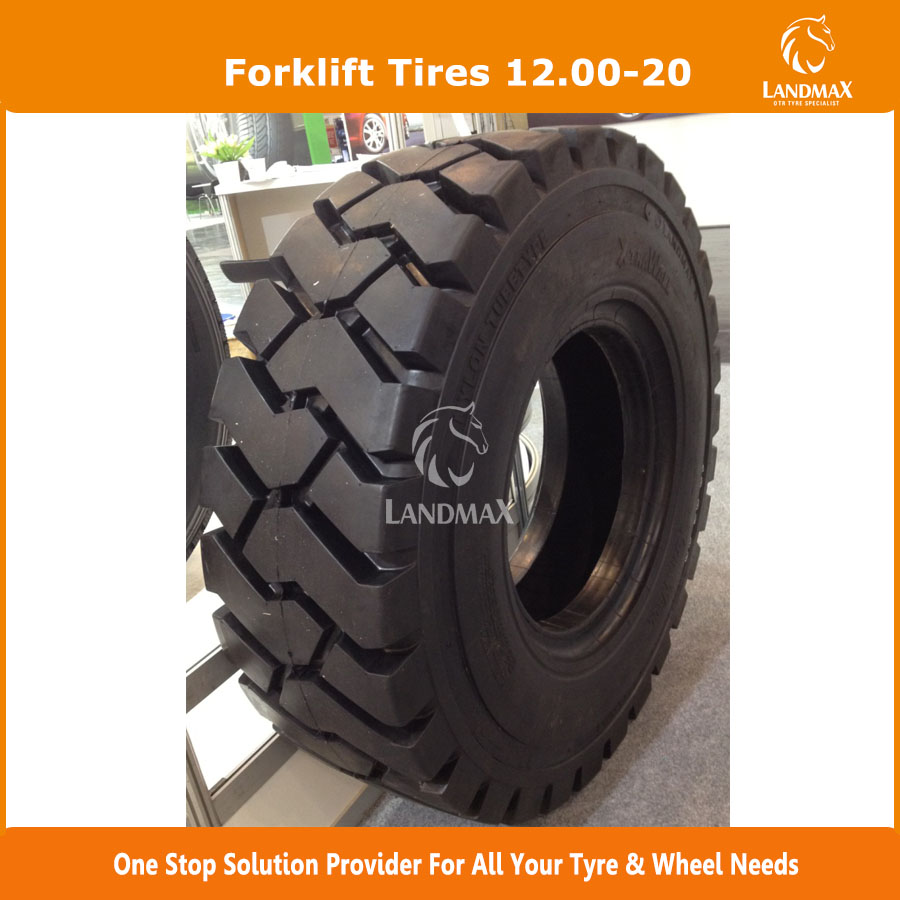 12.00-20 forklift wheels