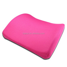 Memory Foam Car Seat Back Support Cushion