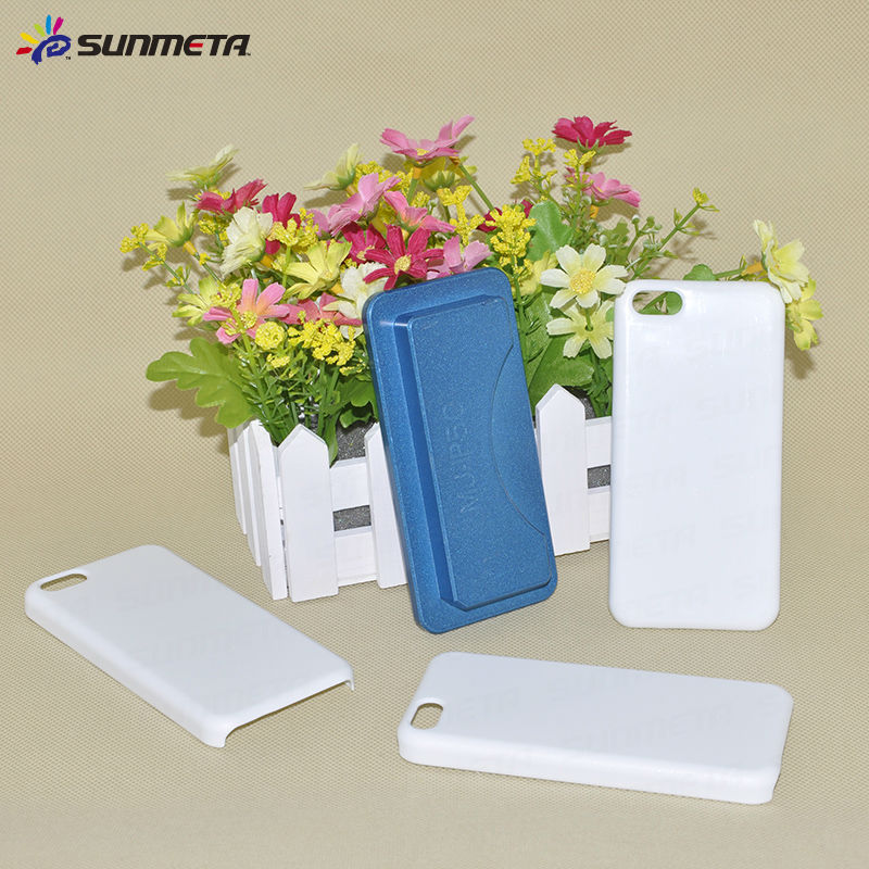Sublimation New Product Cell Phone Case Fix For IP5C