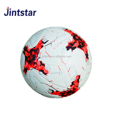 New designs PU PVC laminated soccer ball football with new design