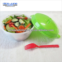 As Seen On TV BPA free PP salad bowl to go