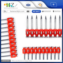 Alibaba online shopping supply 60# collated concrete gas pin nail