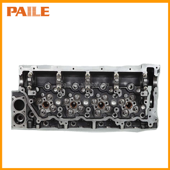 Casting iron Aluminium Alloyed engine Cylinder Head for 4D56 MD348983