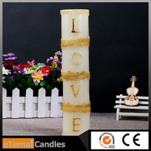 Hot selling tealight candles 8 hour glass bottle tea light holder acrylic tealight holders