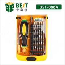 Multi funcation One Man One Slotted Phillips Screwdriver Set with Interchangeable Tips