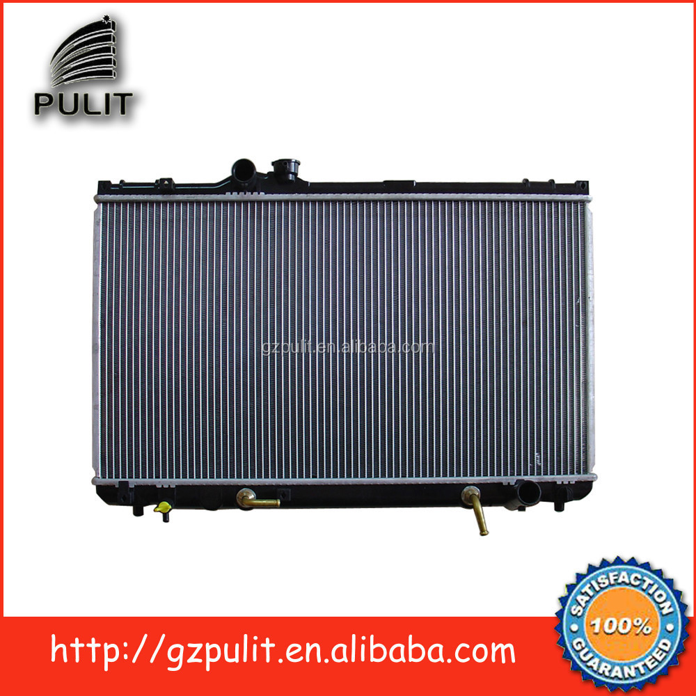 Auto radiator for TOYOTA CHASER JZX100 1JZ engine cooling car radiator 16400-46500
