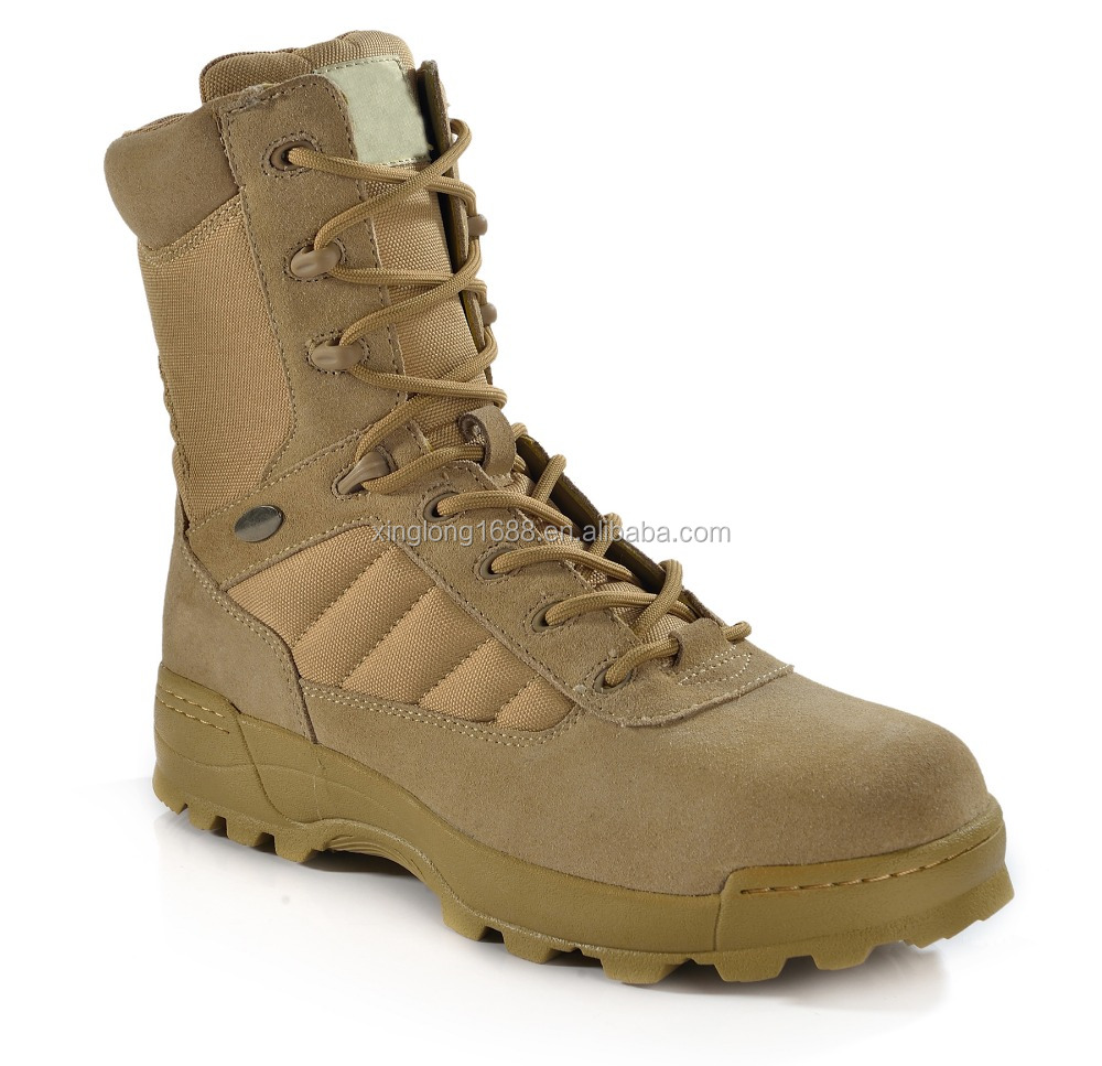 2017 Fashion Waterproof Combat <strong>Boots</strong> For Men/Anti-puncture Military <strong>Boots</strong>