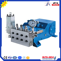High Quality TJ-SeriesUltral High Pressure Water Jetting Piston Pump For Sales for Prominent & Leading Manufacturer and Exporter