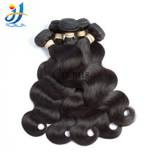 Indian Virgin Human Hair Weave Bundles Unprocessed Body Weave Remy Hair Extensions