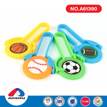 New design party favor disc shoot game plastic shooter toy for boy