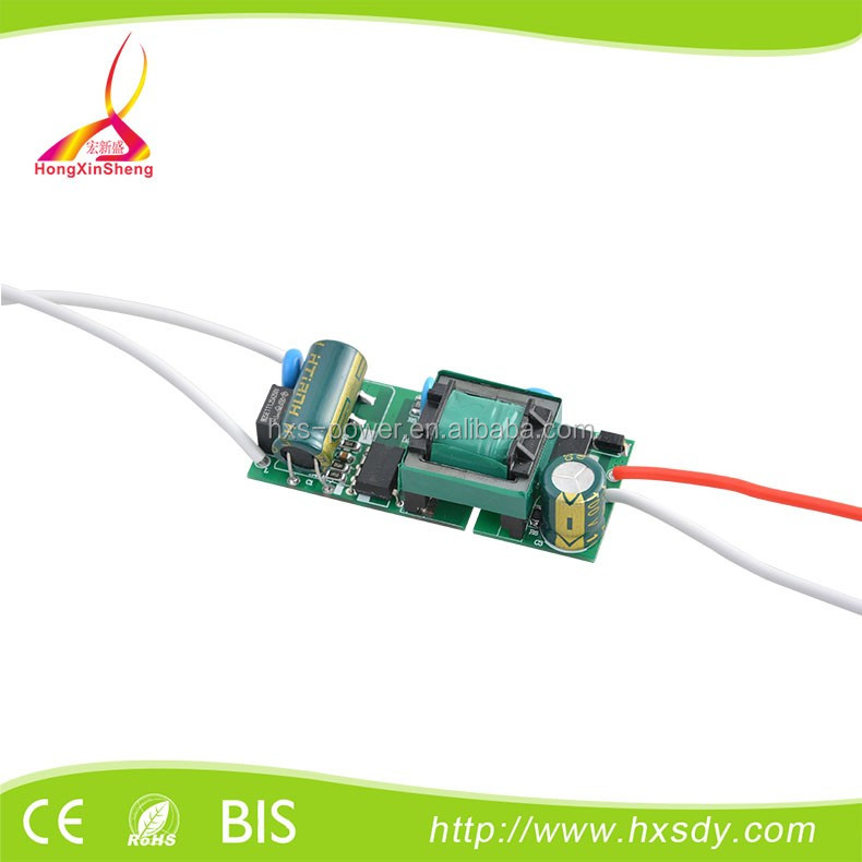 18W India BIS Certification LED bulbs driver constant current dimming driver waterproof electronic led driver 280mA