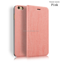 mobile phone pu leather cover case for iphone 6 case wholesale