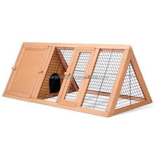 Wood Wooden Rabbit Hutch /Pet Cage new/Small Animal outdoors House