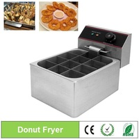 Electric Donut Making Machine Equipment Fryer