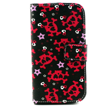 Newest Design PU Flip Leather cover case for Samsung galaxy 9300, leather phone cases
