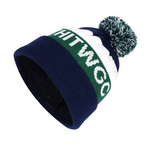 The Newest Attractive Style Custom Pom Pom Beanie From Manufacturer