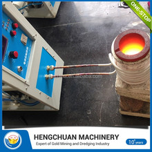 Melting Furnace Gold Refining Equipment For Sale