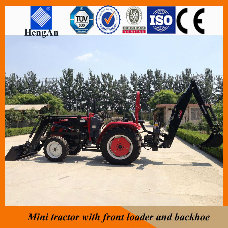 LZ254 25HP 4WD small Farm Tractor for sale
