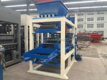 Automatic Concrete Block Making Machine / Brick Machine
