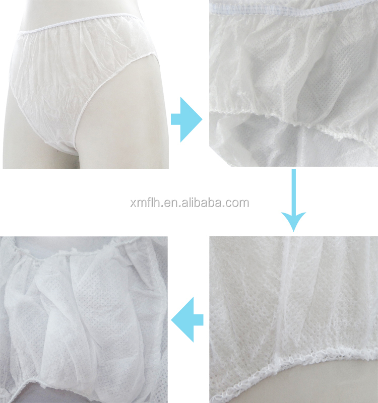 Hygienic Disposable Menstruation Panties for Women