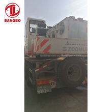 Alibaba Supplier Big Discount Zoomlion Second Hand Mobile Truck Crane