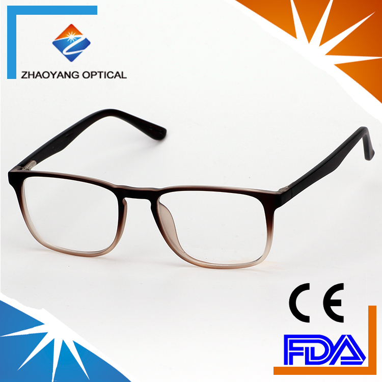 Full Rim eyewear anti-blue light glasses, spring hinge student computer optical frames