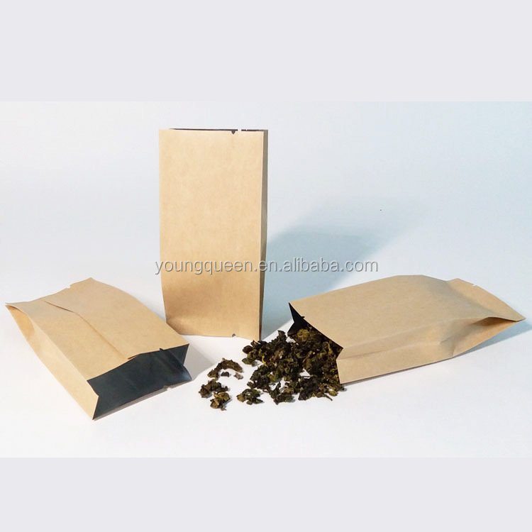 ZW400 5g-15g tea moisture proof paper packaging bag machine price