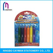 Promotional beautiful stylish cool bath soap crayon